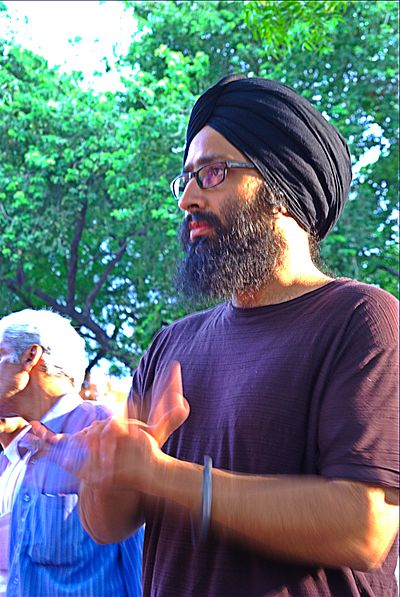 Picture of a band or musician: Rabbi Shergill