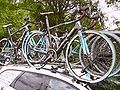Racing bicycles-2009 Tour de France.jpg