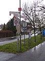 Radrevier.ruhr Knotenpunkt 21 Lünen-Süd Wegweiser.jpg