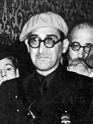 Rafael Sánchez Mazas - Rafael Sánchez Mazas in 1939.