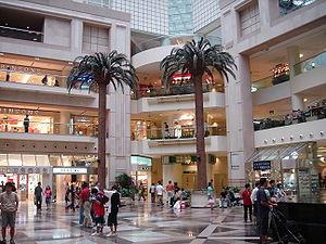 Raffles City - Image: Raffles City Interior