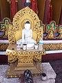 Rahu (one of the nine major astronomical bodies) in Buddha Dhatu Jadi, Bandarban.jpg