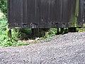 Raised barn at junction of Waterbury Hill and footpath - geograph.org.uk - 1439852.jpg