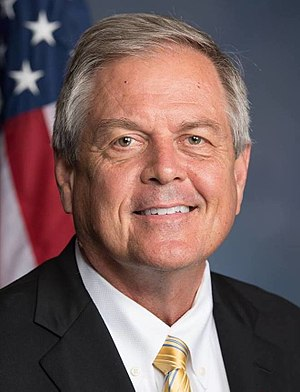 South Carolina's 5th congressional district special election, 2017 - Image: Ralph Norman official photo (cropped)