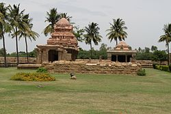 10th Century Chola monument at Gangaikondacholapuram