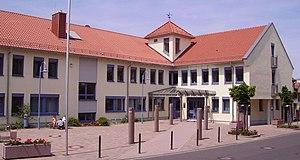 Hettenleidelheim - Verbandsgemeinde administration building