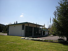 Ravensdale, Washington fire station.jpg