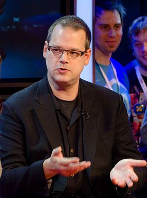Ray Muzyka - Muzyka at interview by G4TV at E3 2011.