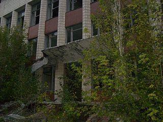 Poliske Urban-type settlement in Kyiv Oblast, Ukraine