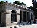 Real Jardín Botánico, Madrid. Entrada principal.jpg