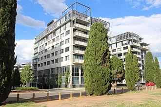 Barton, Australian Capital Territory - Apartments in Sydney Avenue