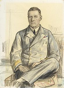 Rear-admiral Osmond de Beauvoir Brock Cb Cmg Art.IWMART1722.jpg