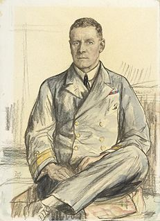 Osmond Brock Royal Navy admiral of the fleet