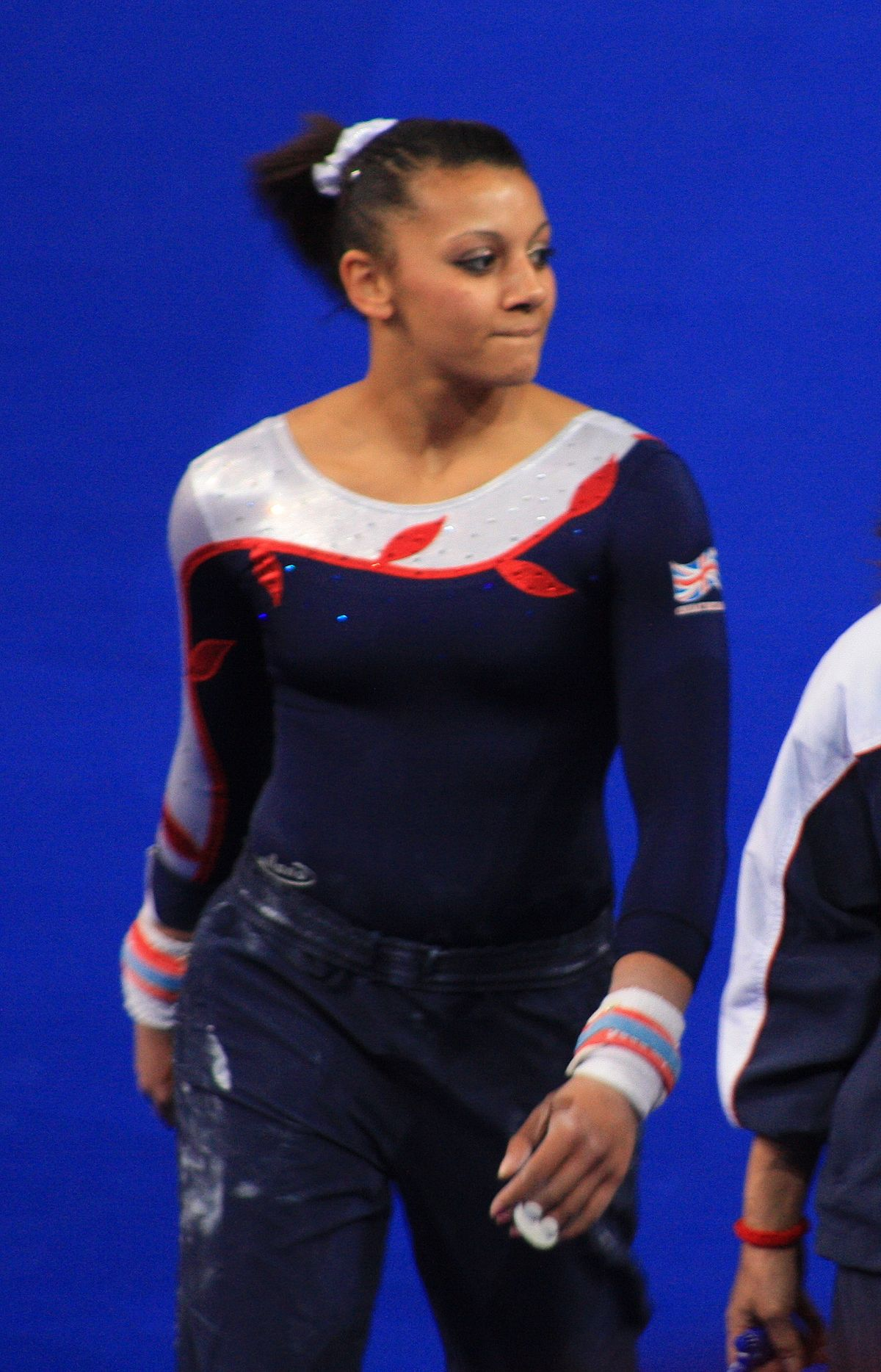 List of Olympic female gymnasts for Great Britain - Wikipedia