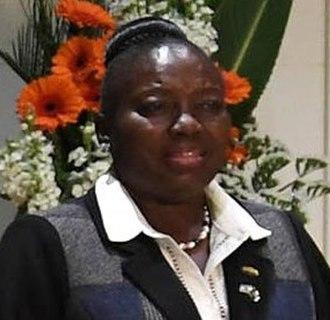 Rebecca Kadaga - Image: Rebecca Kadaga, December 2017 (5122) (cropped 2)