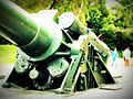 Recoil mechanism of US M1895 12 inch gun on Corregidor Flickr 7607751202.jpg