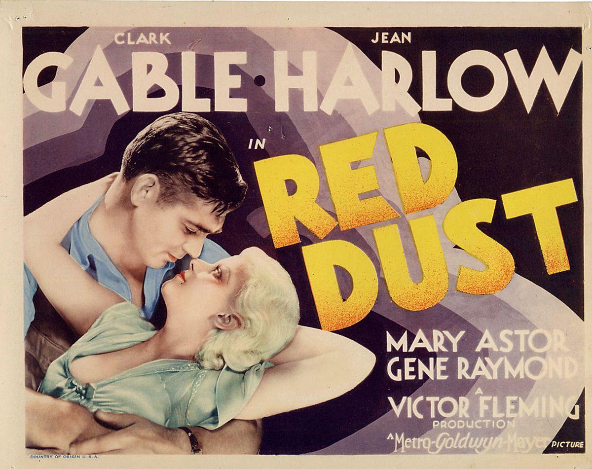 Red Dust (1932 film) - Wikipedia