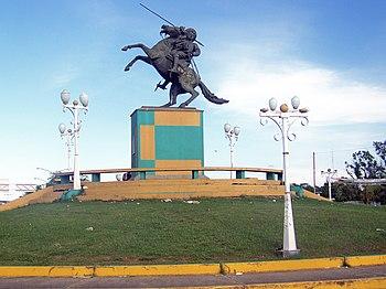 Redoma de Paez. San Fernando de Apure