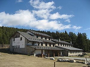Kílian Jornet Burgada - Cap de Rec mountain hut where Jornet grew up.