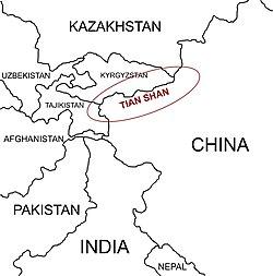 Tian Shan – Wikipedia