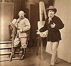 Двойной автопортрет, 1873