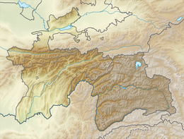 Lenin Peak is located in Tajikistan