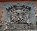 Relleu representant a sant Jeroni, Col·legi de l'Art Major de la Seda, València.jpg