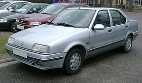 Renault 19 Chamade front 20071204.jpg