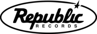 logotipo preto-e-branco Old Republic Records