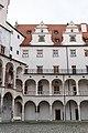 Residenzstraße A 2, Innenhof des Schlosses Neuburg an der Donau 20170830 013.jpg