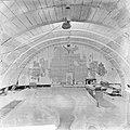 Restauratie Nederlands-Hervormde kerk te Krommenie. Overzicht wand waar half zic, Bestanddeelnr 917-6571.jpg