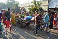 Returning with Prasad - Chhath Puja Ceremony - Grand Foreshore Road - Howrah 2013-11-09 4083.JPG