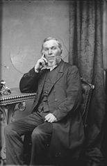 Revd William Williams, Swansea (1817-1900)