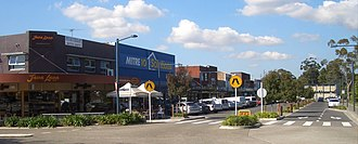 Revesby, New South Wales - Marco Avenue, near The River Road