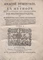 Reyneau - Analyse demontrée, 1739 - 4604591.tif