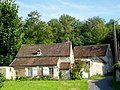 Rhuis (60), hameau des Raques, l'une des trois maisons.jpg