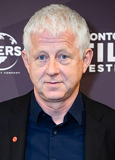 Richard Curtis British filmmaker