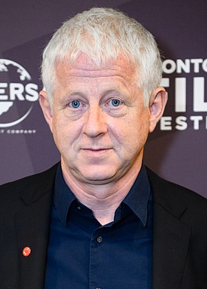 Richard Curtis - Curtis at the Montclair Film  Festival, April 2016