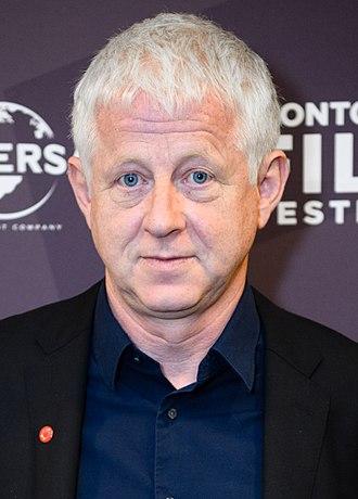 Richard Curtis - Curtis at the Montclair Film  Festival, April 2016