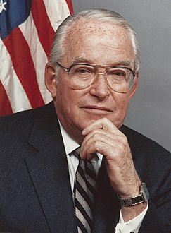 Richard E. Lyng, 22nd Secretary of Agriculture, March 1986 - January 1989. - Flickr - USDAgov.jpg