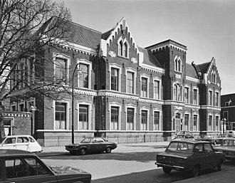 Rijksmuseum van Natuurlijke Historie - Image: Rijksmuseum voor Natuurlijke Historie Leiden 20135867 RCE