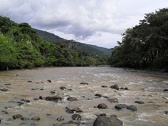 Suárez River - Image: Rio Fonce, san Gil