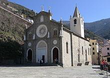 La chiesa parrocchiale di San Giovanni Battista