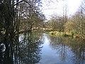 River Dun in Lockerley - geograph.org.uk - 669108.jpg