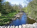 River Ribble at Stainforth - Upstream - geograph.org.uk - 433072.jpg