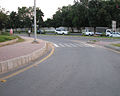 Road and cars in Islamabad.jpg