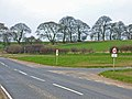 Road junction on Harrap Hill - geograph.org.uk - 155993.jpg