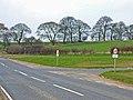 Road junction on Harrap Hill - geograph.org.uk - 155993.jpg