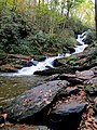 Roaring Fork Falls Black Mountain Campground Pisgah Nat Forest NC 4351 (37947664821).jpg