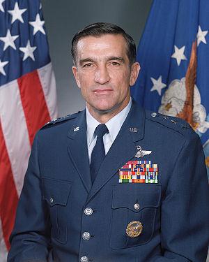 Robert C. Oaks - Robert C. Oaks photographed as a Lieutenant General in 1986